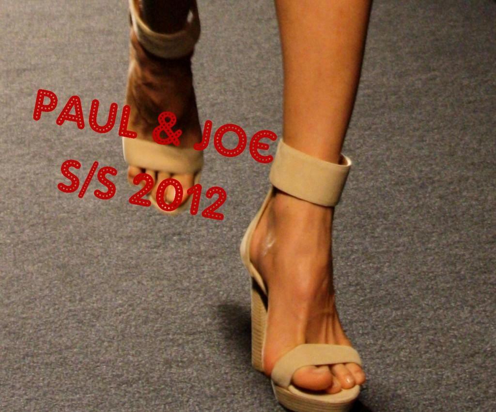 Paul and Joe SS12 Paris Fashion Week