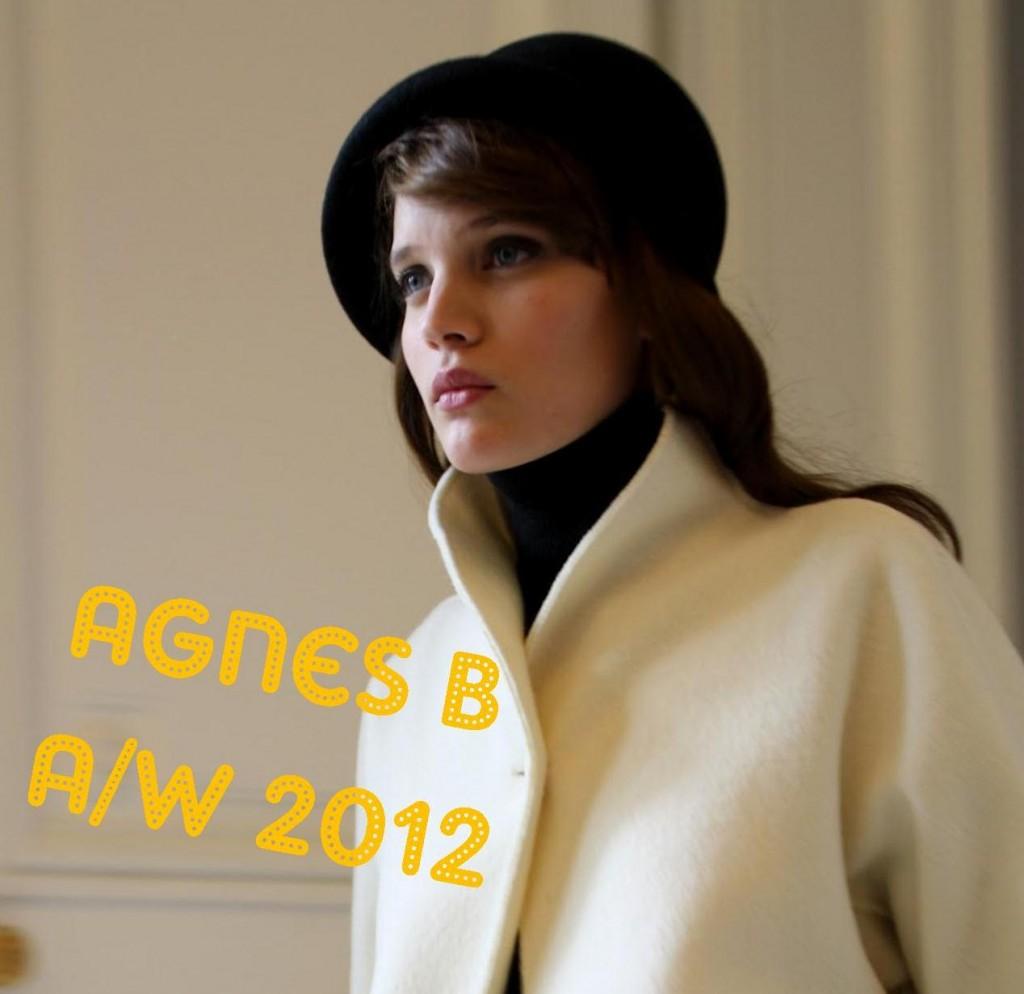 Agnes b AW 2012