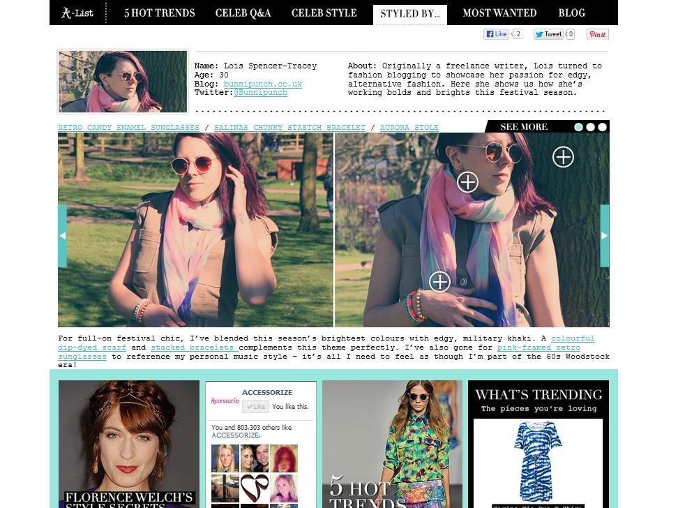 Accessorize blog 2013