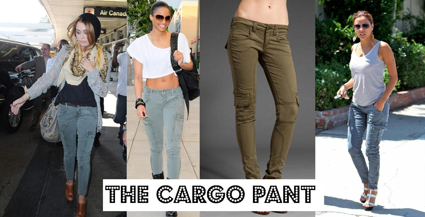 The Cargo Pant