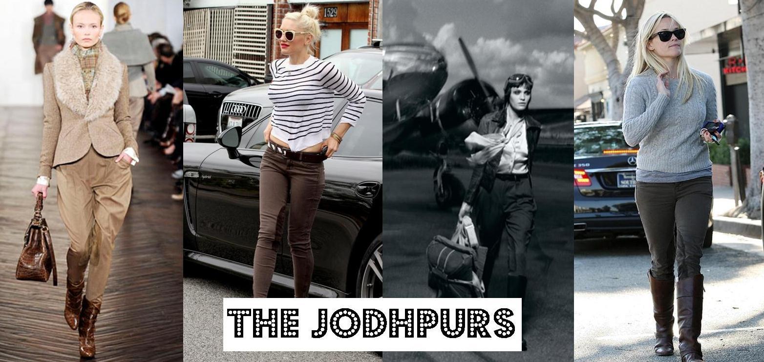 The Jodphurs