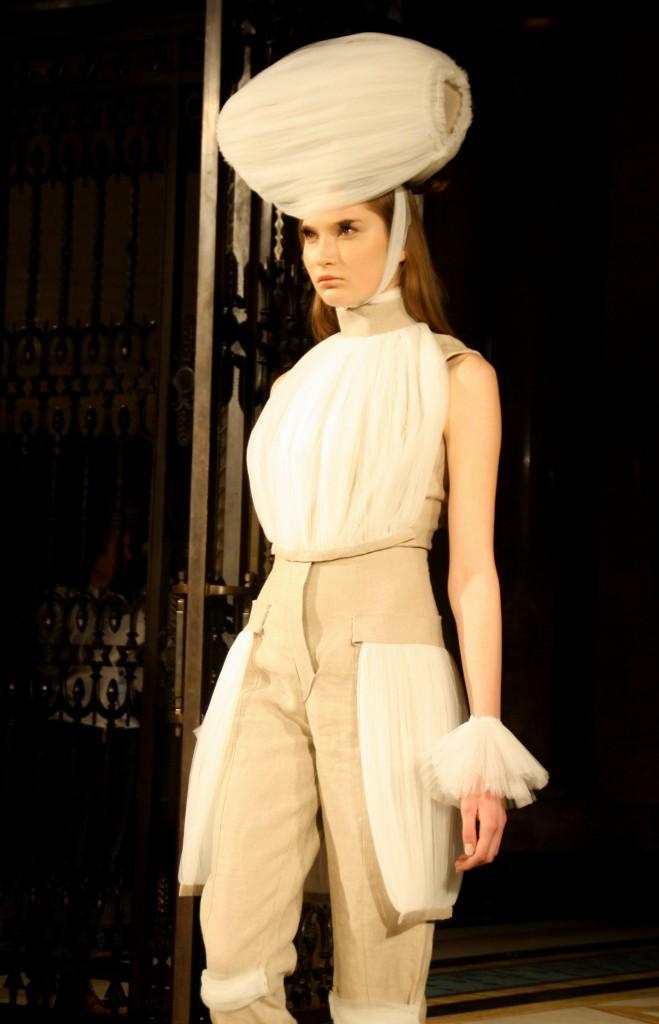 Pam Hogg A/W 2013 London Fashion Week