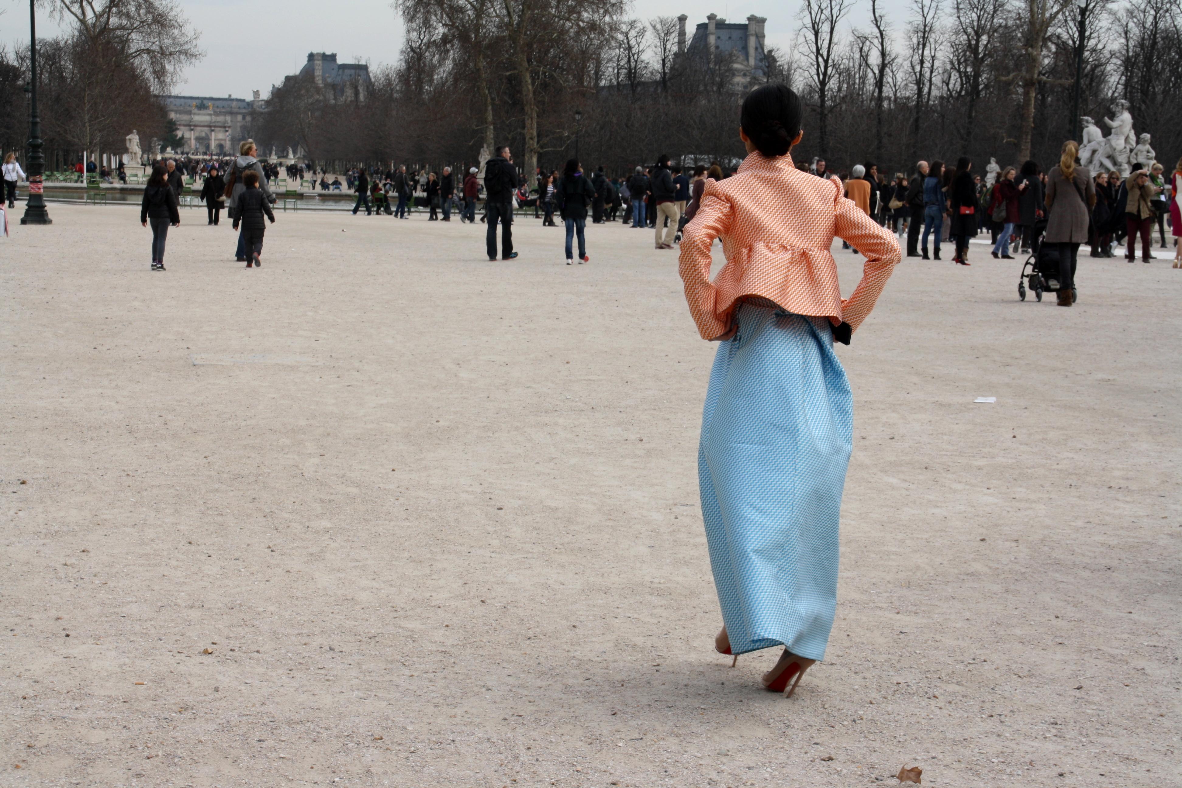 Street Style A/W 2013 – Paris Fashion Week