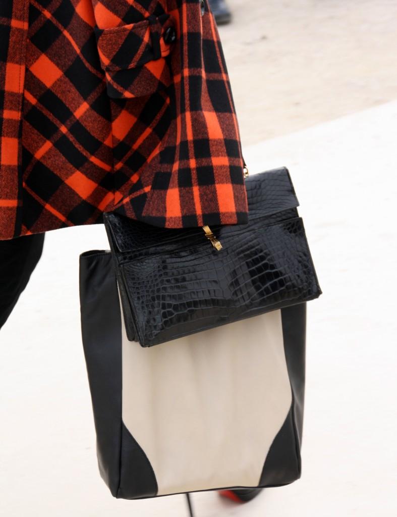 Street Style Paris Fashion Week A/W 2013