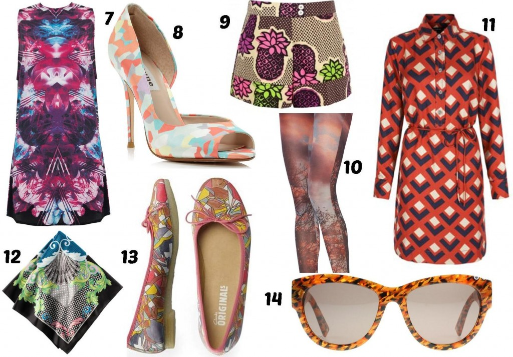 Editor's hit list - Prints SS 2013