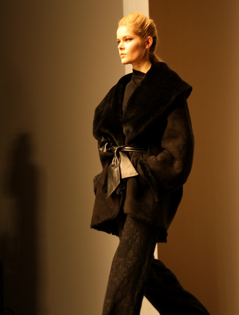 Maria Grachvogel AW 2013 bunnipunch London Fashion Week