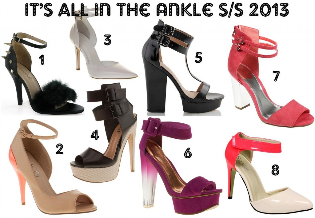 Its all in the ankle SS 13