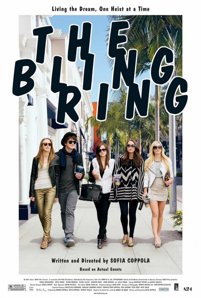 The Bling Ring Movie 2013