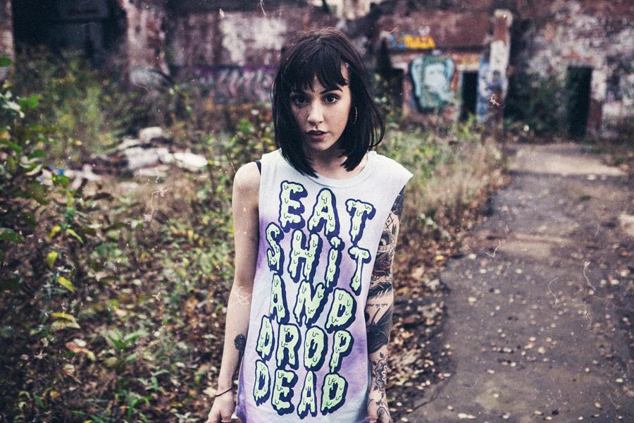 Drop Dead SS 2013 bunnipunch