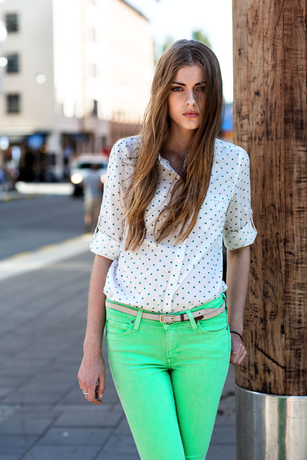 Lee Jeans SS 2013