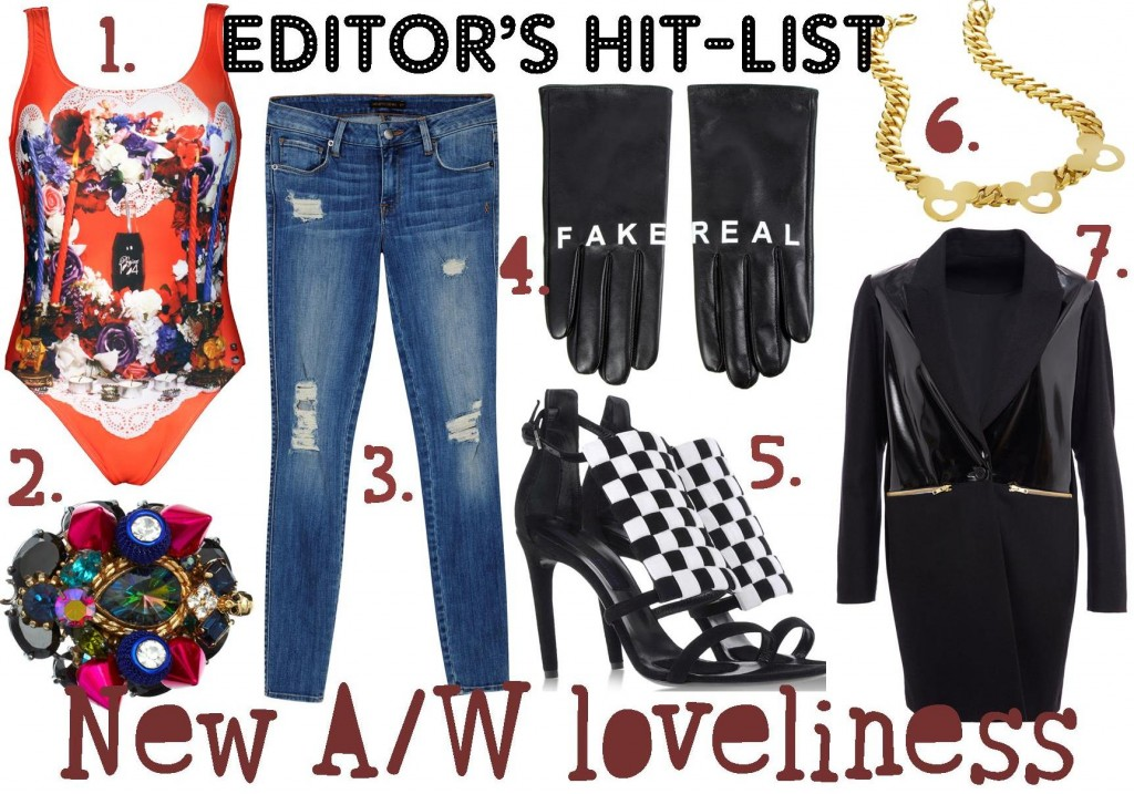 New AW loveliness 2013