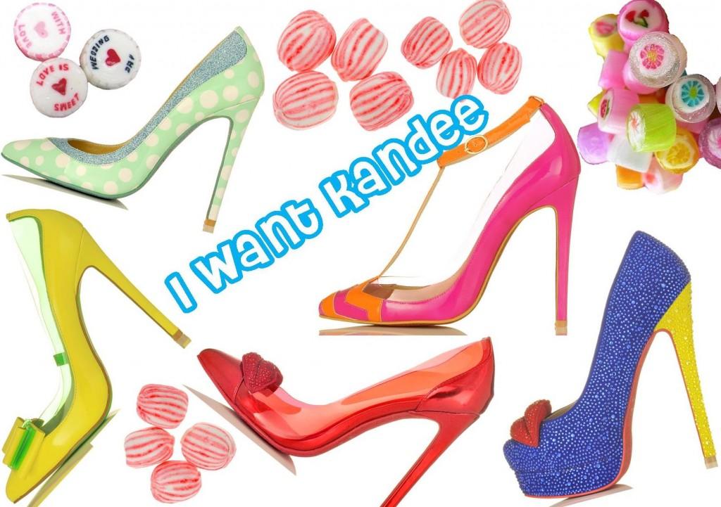 I want Kandee