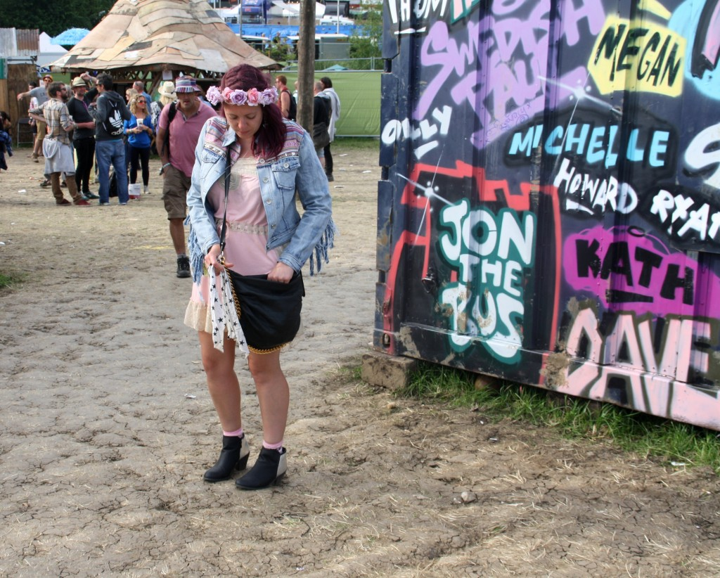 Glastonbury Day 4