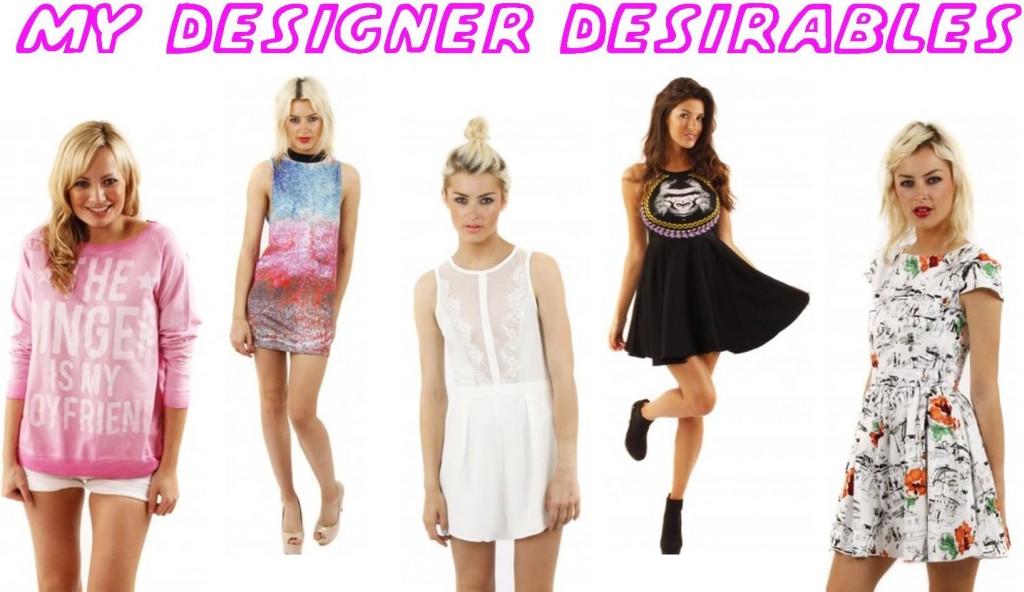 My Designer Desirables