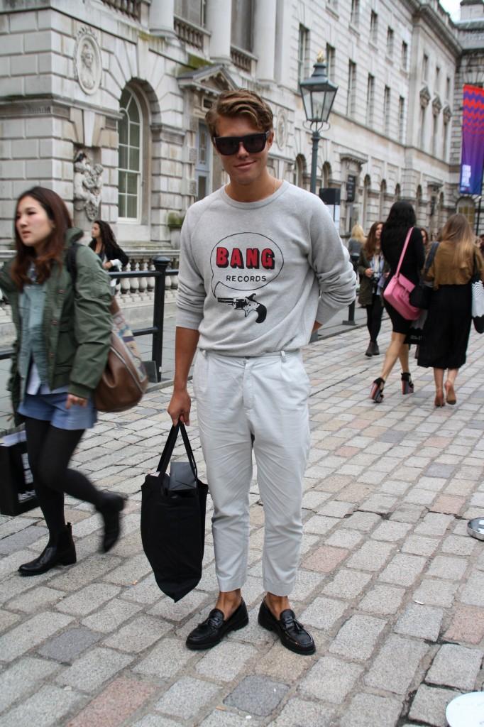 London Fashion week S/S 2014 Bunnipunch