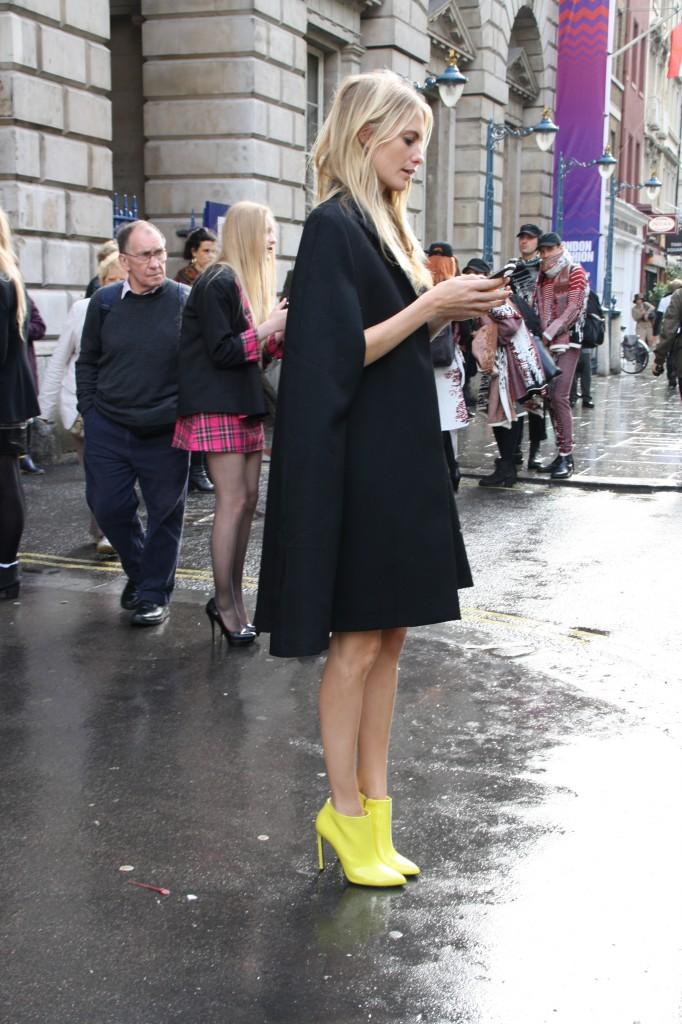 London Fashion week 2013 Street Style bunnipunch