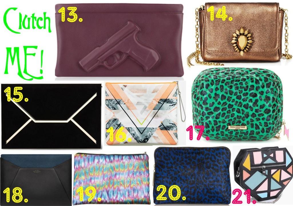 A/W 2013 Bags Bunnipunch