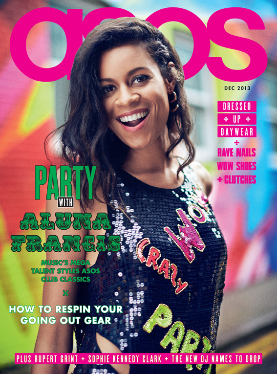 Alunageorge on ASOS cover