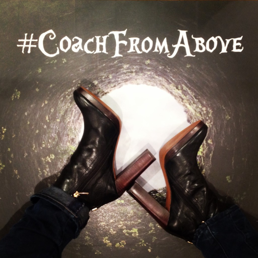 coach from above