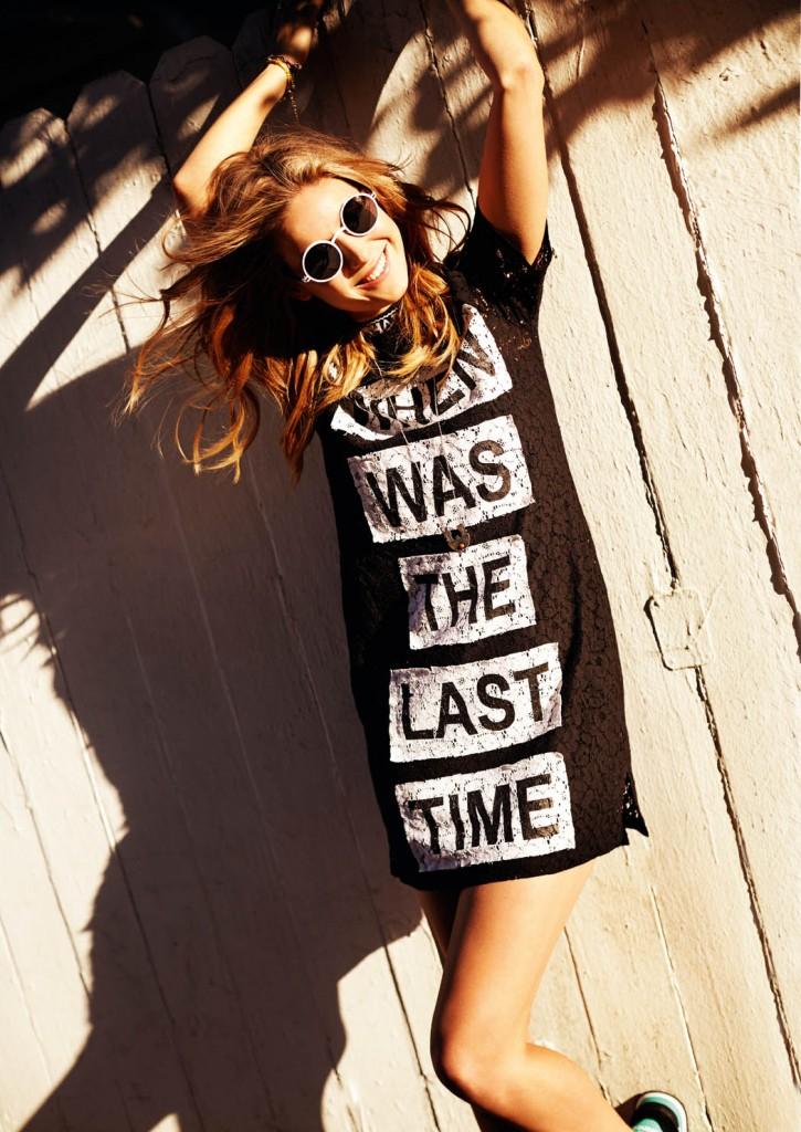 ASOS Magazine Brie Larson