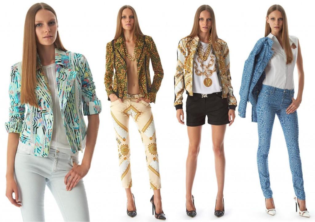Versace Jeans S/S 2014 Bunnipunch