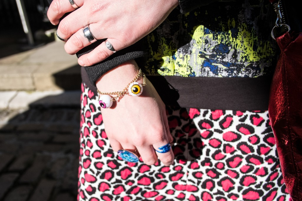 Bunnipunch LFW Day 3 Outfit post
