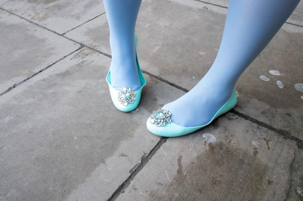 London Fashion Week Day 5 Street style Bunnipunch