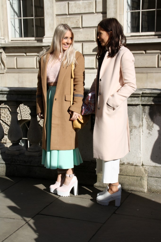 London Fashion Week Street style Bunnipunch 2014
