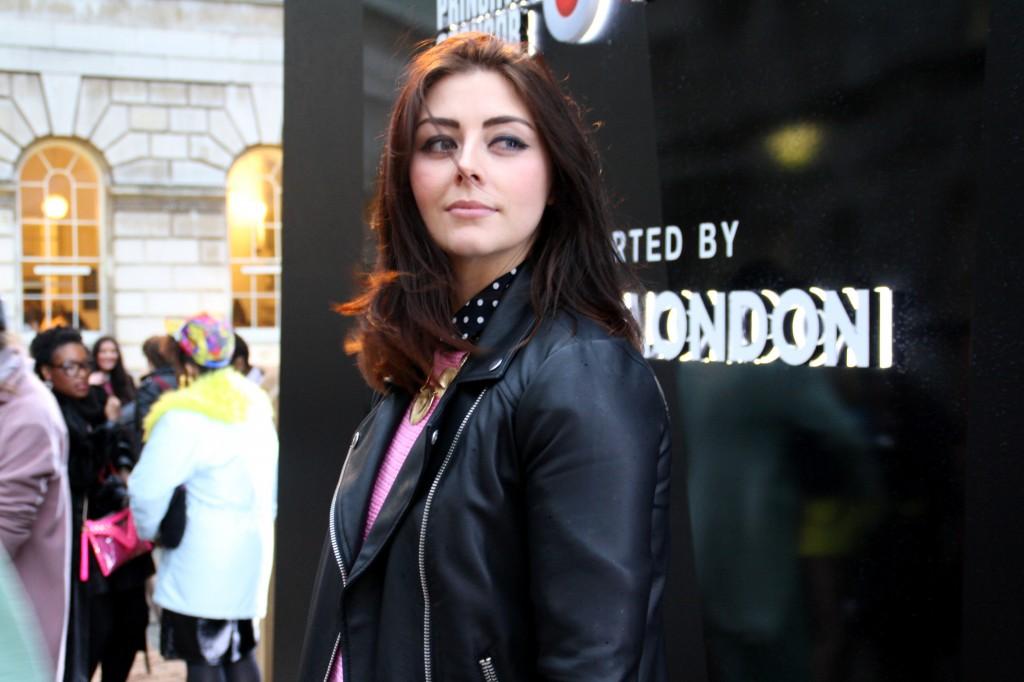 London Fashion Week Street style Bunnipunch 2014