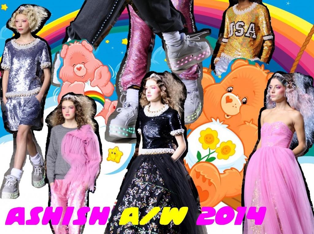 Ashish A/W 2014 Bunnipunch London Fashion Week