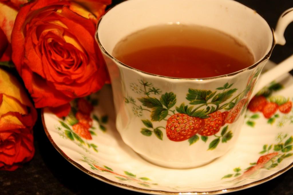 Infuse tea bunnipunch