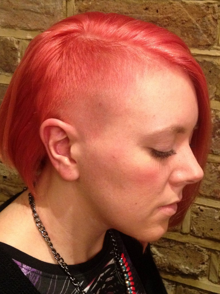 Cherry Red Hair Salon Review 2014