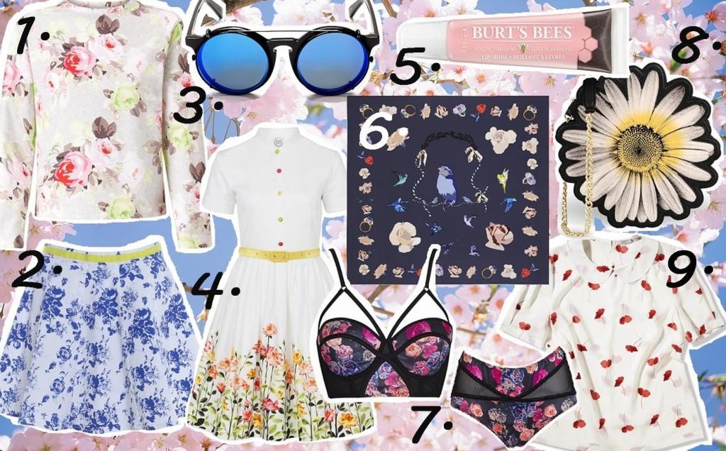 Blossom Girl SS14