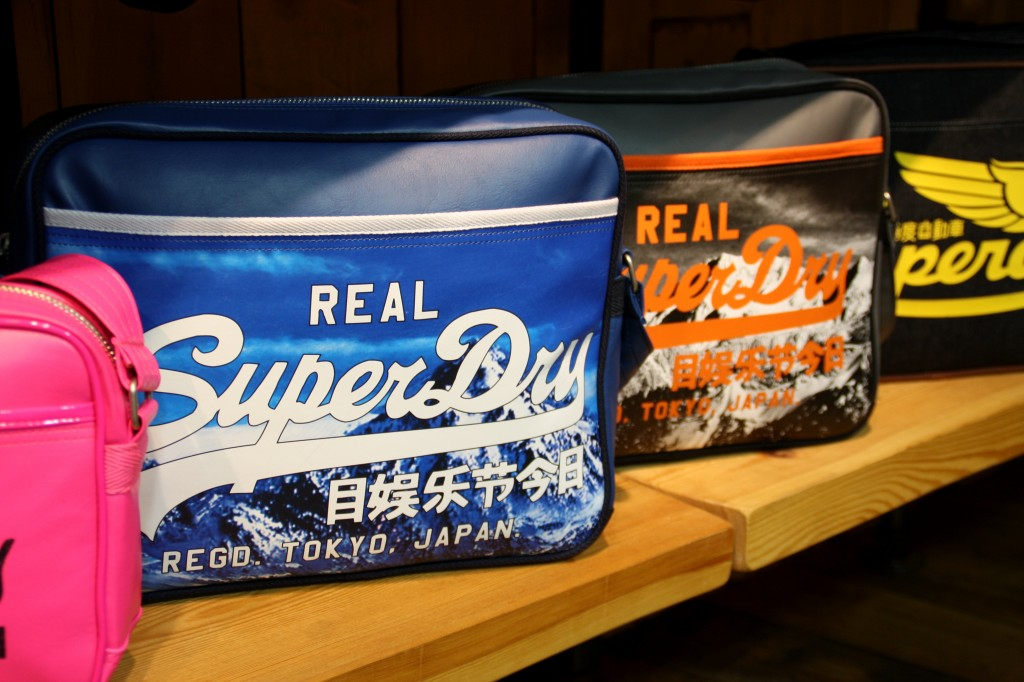 Superdry A/W 2014