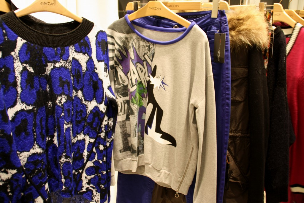 Marc Cain Press day AW14 bunnipunch