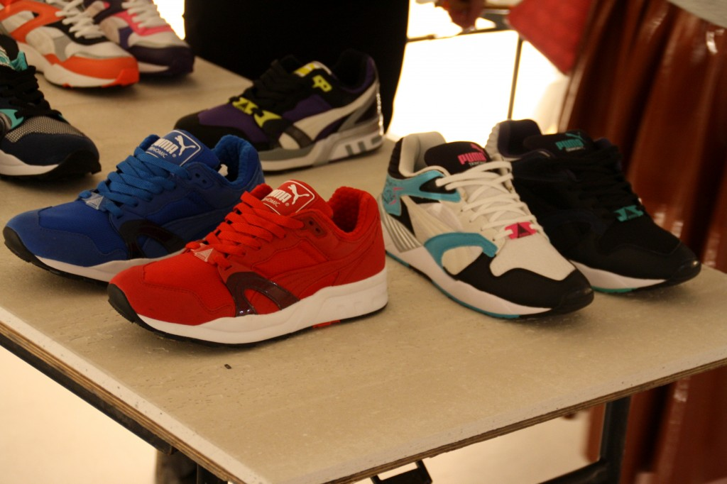 Puma A/W 2014 Press day Bunnipunch