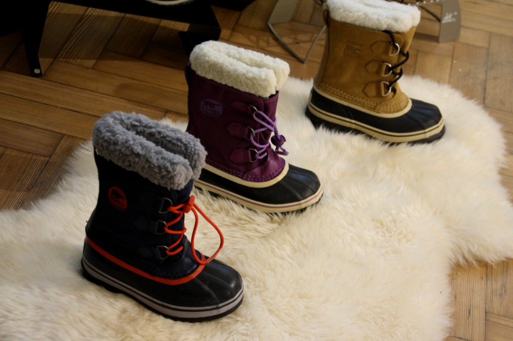Sorel A/W 14 Press day Bunnipunch
