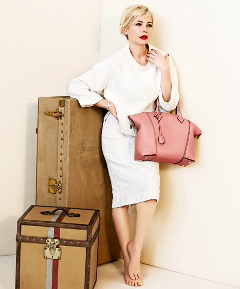 Michelle Williams Louis Vuitton SS14
