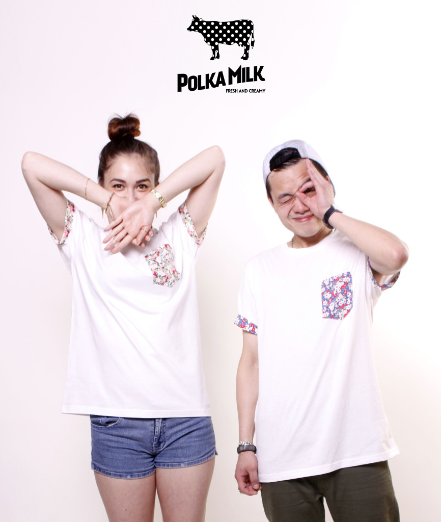 Polka Milk SS14