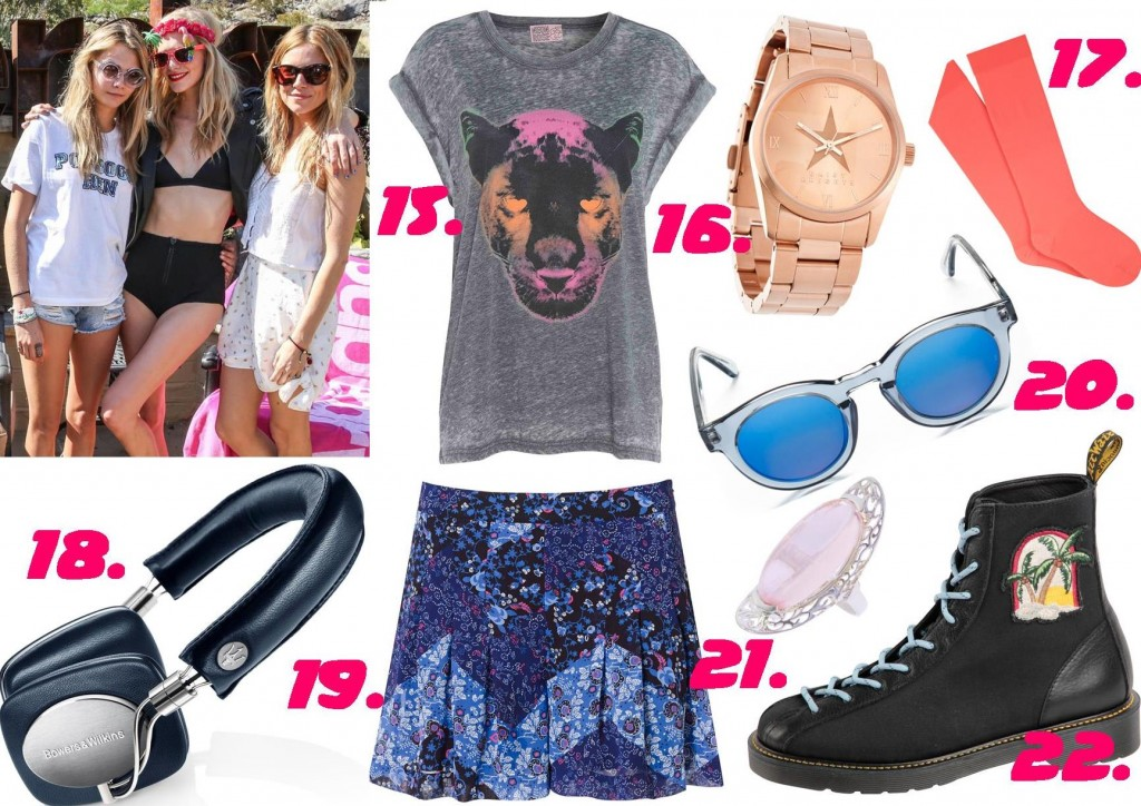 Coachella Style Fashion 2014 Bunnipunch