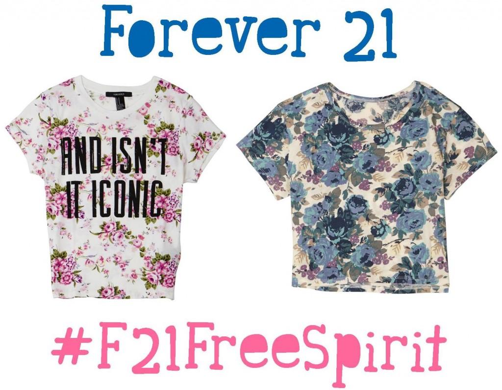 Forever21 #F21Freespirit