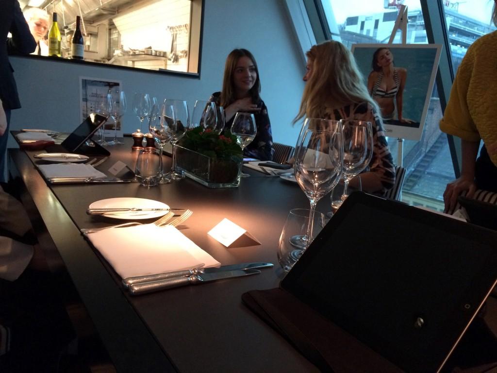Figleaves Dinner Bunnipunch 2014