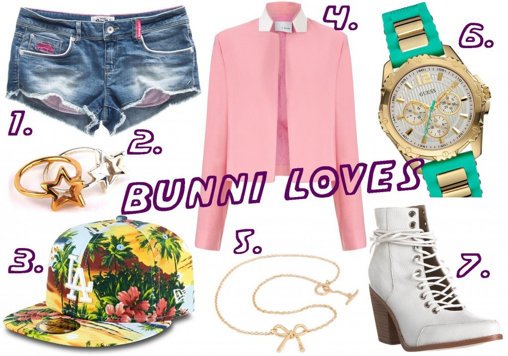 Bunni loves June 2014