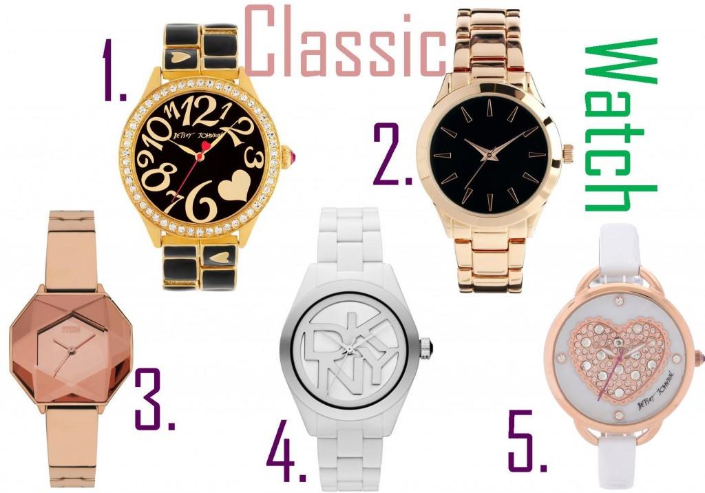 Classic Watches 2014 Bunnipunch