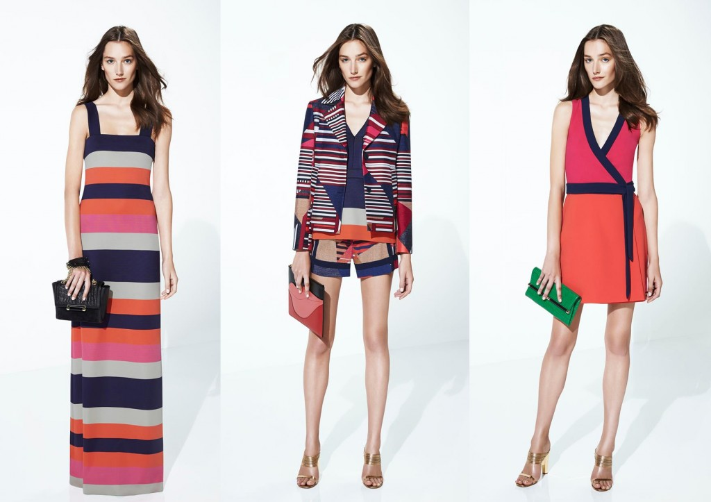 Diane Von Furstenberg Resort 2015 Collection