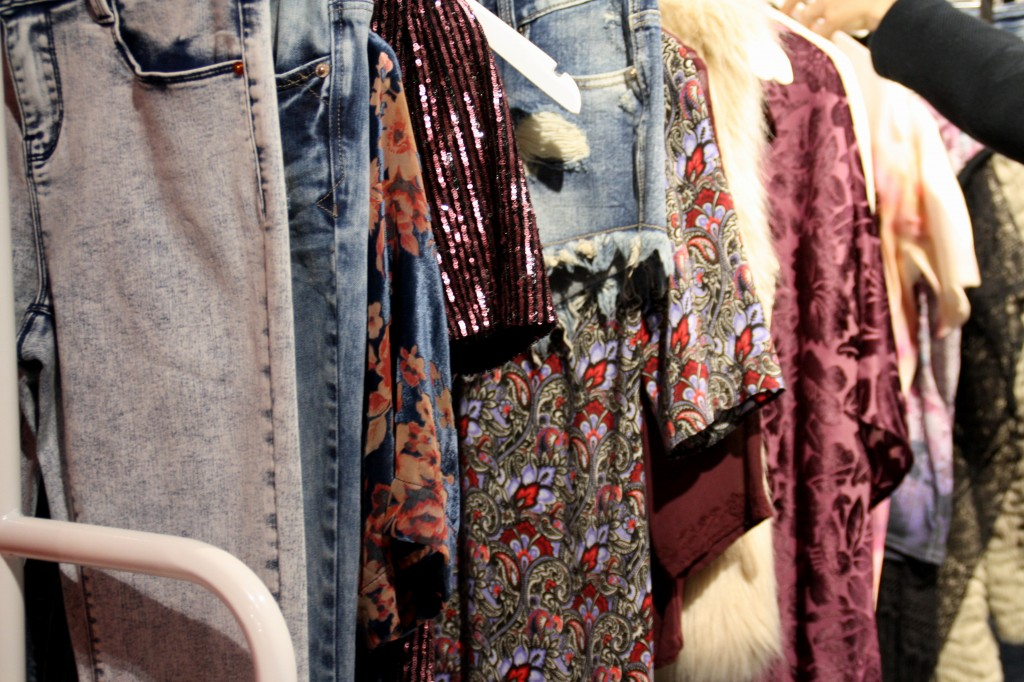 New Look Press day AW14