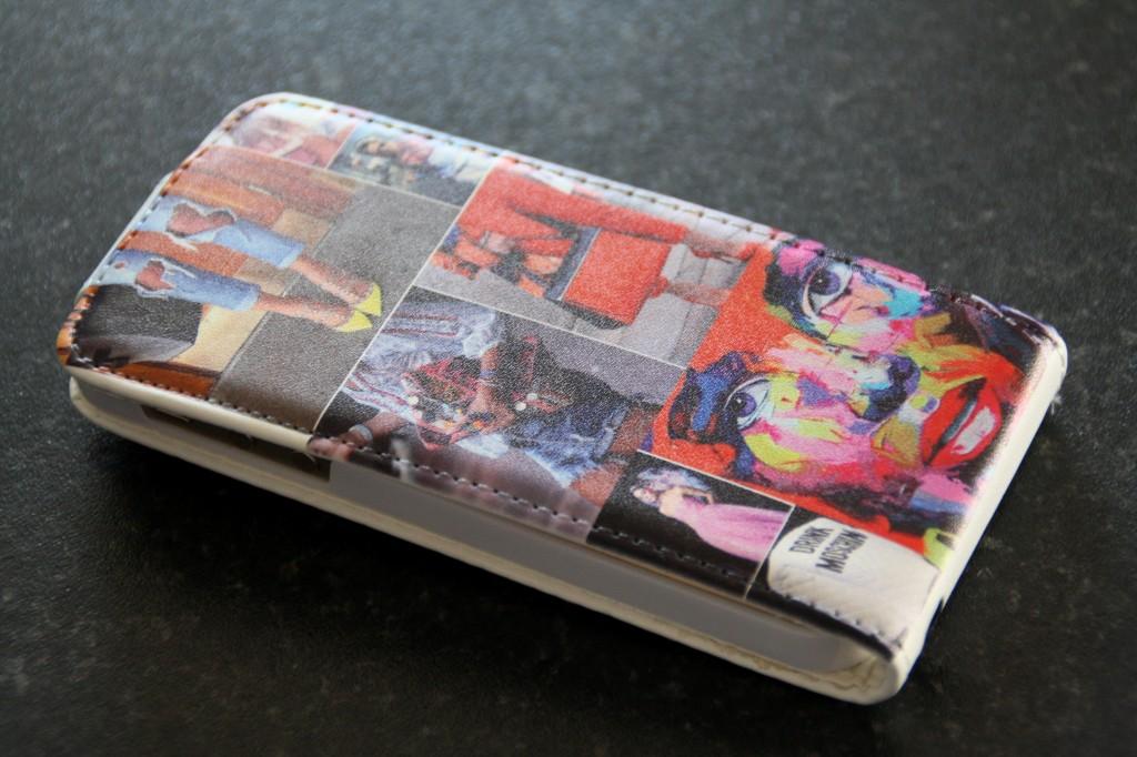 Nutcase Fashion phone cover