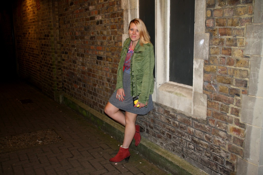 Superdry Flag jacket Streetstyle SS14 Bunnipunch