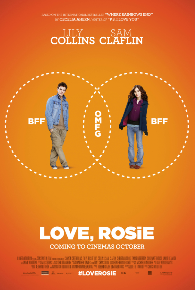 Love, Rosie Movie 2014