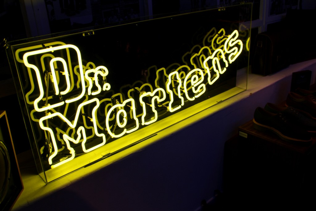 Dr Martens AW14 Press day Bunnipunch